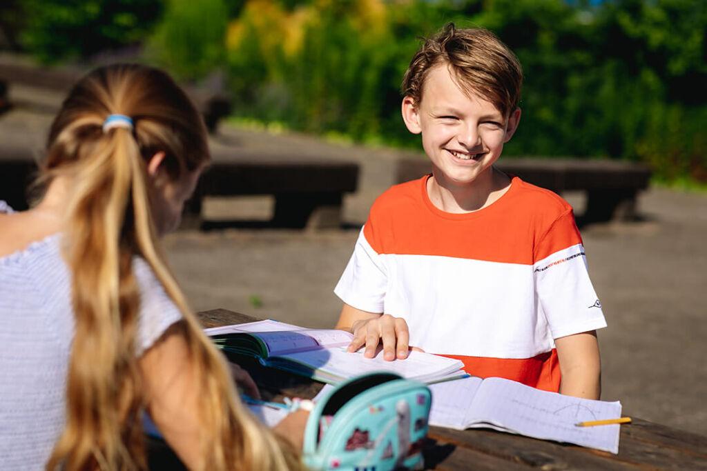schoolfotografie sfeerbeeld